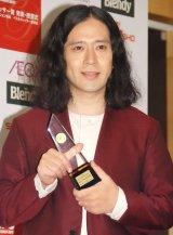 『第44回 ベストドレッサー賞』授賞式に出席したピース・又吉直樹 (C)ORICON NewS inc.