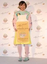 『サガプライズ!×Sunshine Juice コラボジュース&スープ 発売記念イベント』に出席したしずちゃん (C)ORICON NewS inc.