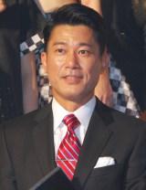 CS放送「ファミリー劇場」開局20周年記念イベントに出席した逸見太郎 (C)ORICON NewS inc.