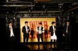 タワーレコード渋谷店でショーケース&記者会見を開催したBEAT WIN(C)MENTOR Co., Ltd.