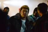 テレビ朝日系ドラマ『サムライせんせい』の第6話(11月27日放送)に湘南乃風・RED RICEがゲスト出演。「上州の赤達磨」と呼ばれる伝説のヤンキーを演じる(C)テレビ朝日