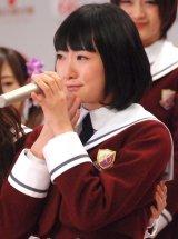 『第66回NHK紅白歌合戦』に初出場する乃木坂46・生駒里奈 (C)ORICON NewS inc.