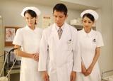 大河内奈々子&小沢真珠は看護師、西村和彦が医師を熱演