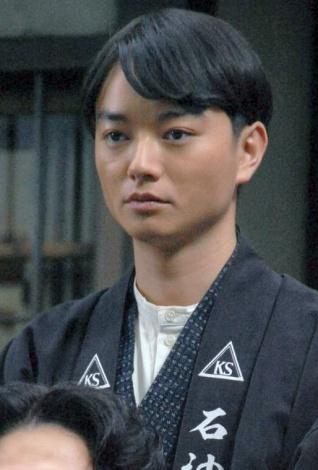 『海賊とよばれた男』制作報告会見に出席した染谷将太 (C)ORICON NewS inc.