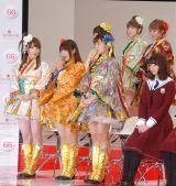 『第66回NHK紅白歌合戦』に初出場するμ'S (C)ORICON NewS inc.