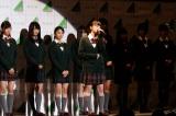 欅坂46の1期生20人がファンの前で自己PR