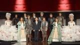 ミュージカル『1789-バスティーユの恋人たち-』の製作発表記者会見に出席した出演者一同 (C)ORICON NewS inc.