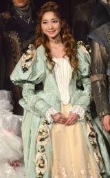 ミュージカル『1789-バスティーユの恋人たち-』の製作発表記者会見に登壇した夢咲ねね (C)ORICON NewS inc.