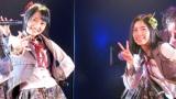 (左から)向井地美音、松井珠理奈