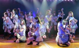 「シャムネコ」=峯岸チームK『最終ベルが鳴る』公演初日(公開ゲネプロで撮影)(C)ORICON NewS inc.