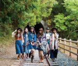 SKE48の新ユニット「トランジットガールズ」(左から高柳明音、大矢真那、須田亜香里、柴田阿弥、梅本まどか、宮澤佐江)