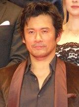 日本・トルコ合作映画『海難1890』ワールドプレミアに出席した主演の内野聖陽 (C)ORICON NewS inc.