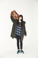 モーニング娘。'15の飯窪春菜が『mini』でモデルに挑戦(C)宝島社