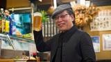 BS-TBSの人気番組『吉田類の酒場放浪記』の地上波初放送が決定。12月27日、TBSで『吉田類の酒場放浪記 傑作選2015!』を放送(C)TBS