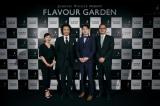 『JOHNNIE WALKER presents FLAVOUR GARDEN』オープニングイベントに出席した紀里谷和明