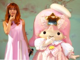 LittleTwinStars「Twinkleforever STUDIO」オープン記念イベントに出席した(左から)池田エライザ、ララ (C)ORICON NewS inc.