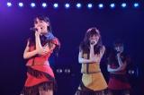 (左から)小嶋真子、岡田奈々、込山榛香=高橋朱里チーム4『夢を死なせるわけにいかない』公演初日 (C)ORICON NewS inc.