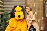 """まんまコーナーでは""""変わり種ラジコン""""が床を駆け巡り、さんま&まんまがパニックに!?(C)関西テレビ"""