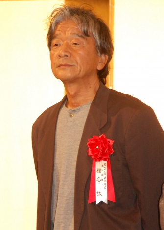 『第63回菊池寛賞』授賞式に出席した椎名誠 (C)ORICON NewS inc.