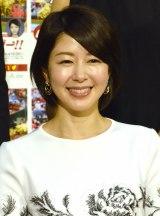 ドラマ『44歳のチアリーダー!!』の取材会に出席した堀内敬子 (C)ORICON NewS inc.