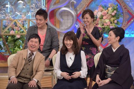 田中裕二&山口もえ夫妻のキューピッド安めぐみが結婚の裏側を大告白(C)日本テレビ
