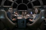 『スター・ウォーズ/フォースの覚醒』のJ.J.エイブラムス監督とプロデューサーのキャスリーン・ケネディ (C) 2015 Lucasfilm Ltd. & TM. All Rights Reserved