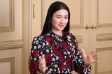 ORICON STYLE elthaのインタビューに応える小雪 (写真:神谷愛実[TRIVAL])