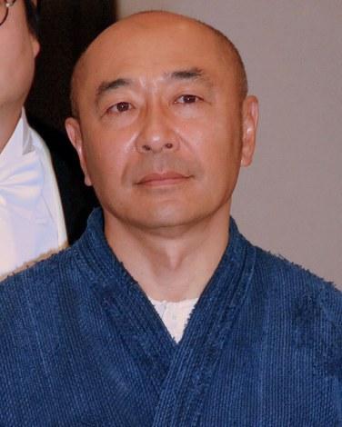 NHKドラマ『紅白が生まれた日』取材会に出席した高橋克実 (C)ORICON NewS inc.