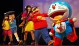 『映画ドラえもん のび太の宇宙英雄記』完成披露イベントで主題歌を歌うmiwa (C)ORICON NewS inc.