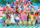 フジテレビの夏イベント「めざましライブ」8月20日:E-girls