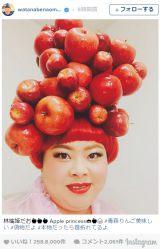 日本の著名人で最もいいね!が多かった渡辺直美