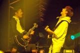 8年ぶりとなるWaTのライブ『WaT 10th Anniversary Live 2015』に出演したウエンツ瑛士(C)ORICON NewS inc.