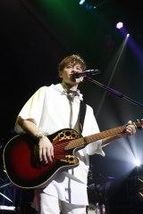 ウエンツ瑛士=8年ぶりとなるライブ『WaT 10th Anniversary Live 2015』