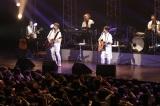 8年ぶりとなるライブ『WaT 10th Anniversary Live 2015』を開催したWaT