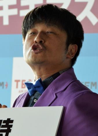 特別番組『FMでもキキマス!ゴールデンたまむすび』の生放送に出演した大谷ノブ彦 (C)ORICON NewS inc.