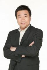 渋沢栄一役を演じる三宅裕司