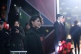 中国・北京で開催された授賞式に出席した赤西仁