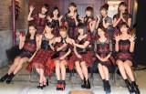初公演から10周年を迎えたAKB48 (C)ORICON NewS inc.