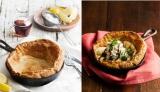 ジャーサラダを日本に広めた料理家の岸田夕子さんが2016年の食トレンドで注目する「ダッチベイビー」(写真/佐藤朗、スタイリング/小坂桂、イカロス出版、岸田夕子)