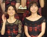 AKB48の卒業生が後輩にゲキ(左から)大島優子、篠田麻里子 (C)ORICON NewS inc.