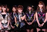20人いたAKB48の1期生は10年経って3人に(前列左から)峯岸みなみ、高橋みなみ、小嶋陽菜(C)AKS