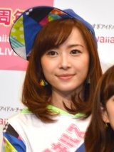 『KawaiianTV SUPER LIVE 2015』の囲み会見に出席したスルースキルズの西尾舞生 (C)ORICON NewS inc.