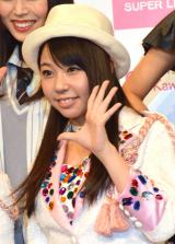 『KawaiianTV SUPER LIVE 2015』の囲み会見に出席したRev.from DVLの今井瞳 (C)ORICON NewS inc.