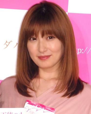 サムネイル 第2子次女出産を経て、仕事復帰する熊田曜子 (C)ORICON NewS inc.