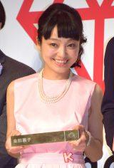 「Yahoo!検索大賞2015」声優部門に選出された金田朋子 (C)ORICON NewS inc.