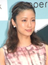 CM女王を奪還した上戸彩 (C)ORICON NewS inc.