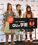 auの「三太郎」シリーズが過去最高のCM好感度を獲得 (C)ORICON NewS inc.