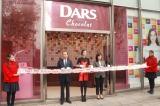 『DARS Chocolat Boutique』オープニングセレモニーの模様 (C)ORICON NewS inc.