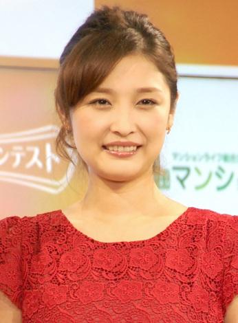 『マンションいい話コンテスト 2015』表彰式に出席した石川梨華 (C)ORICON NewS inc.