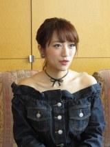 ORICON STYLEのインタビューで本音を語った高橋みなみ (C)ORICON NewS inc.